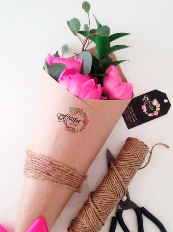 Букет цветов от Fiesta Flowers